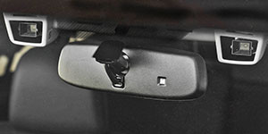 2017 Subaru Forester Color EyeSight Cameras