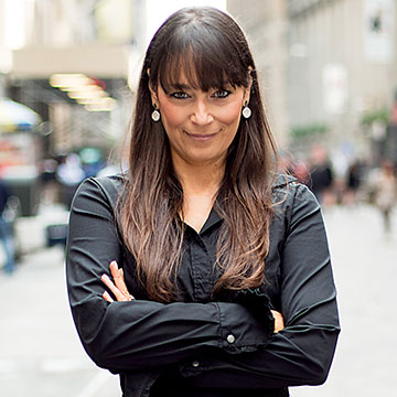 Posse Foundation president Deborah Bial