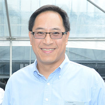Kenneth K. Lin, director of product management, Subaru of America