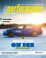 Subscribe to Subaru Drive Performance
